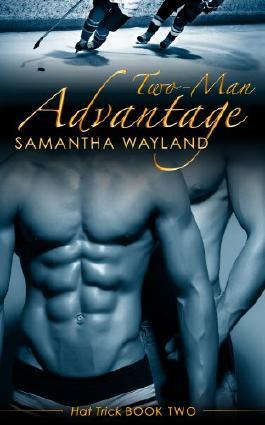 Two Man Advantage (Hat Trick Book 2)