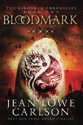 Bloodmark: An Epic Fantasy Sword and Highland Magic (The Kingsmen Chronicles) (Volume 2)