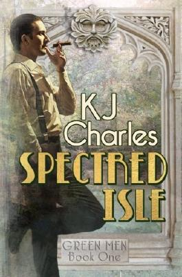 Spectred Isle (Green Men) (Volume 1)
