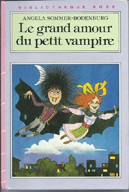 Le grand amour du petit vampire