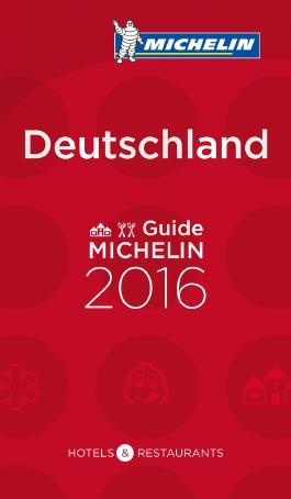 Michelin Deutschland 2016