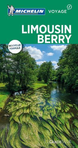 Michelin Le Guide Vert Berry Limousin