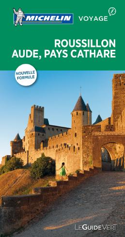 Michelin Le Guide Vert Roussillon Pay Cathare
