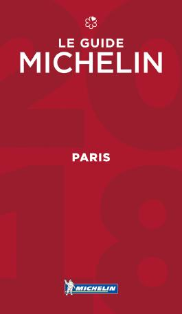Michelin Paris et ses environs 2018