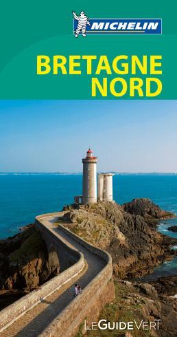 Michelin Le Guide Vert Bretagne Nord