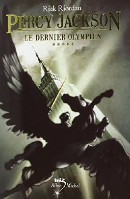 Percy-Jackson, Tome 5 : le dernier Olympien