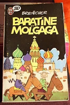 Baratine et Molgaga