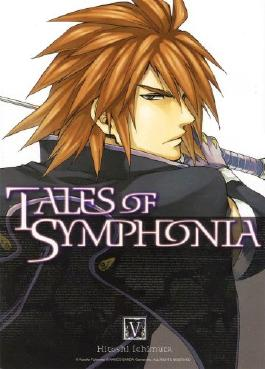 Tales of symphonia, Tome 5 (French Edition)