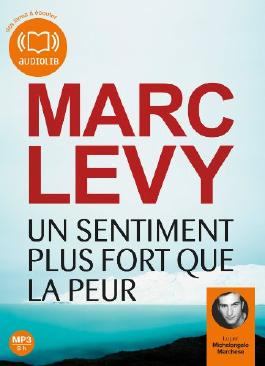 Un sentiment plus fort que la peur: Livre audio 1 CD MP3 - 601 Mo
