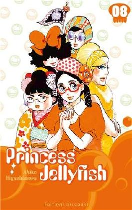 Princess Jellyfish Vol.8