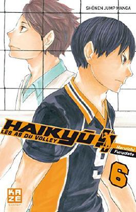 Haikyu !! - Les as du volley ball Vol.6