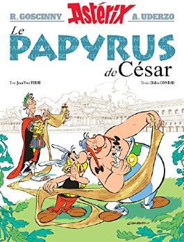 Astérix - Le Papyrus de César - nº36