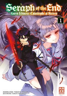 Seraph of the End - Guren Ichinose Catastrophe at Sixteen 01