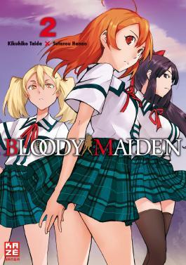 Bloody Maiden 02