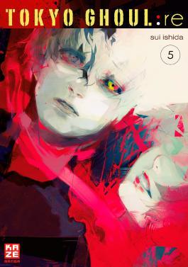 Tokyo Ghoul:re 05