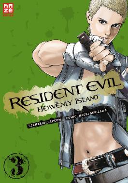Resident Evil – Heavenly Island 03