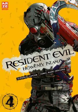 Resident Evil – Heavenly Island 04