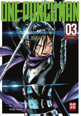 ONE-PUNCH MAN 03