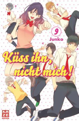 Küss ihn, nicht mich! 09