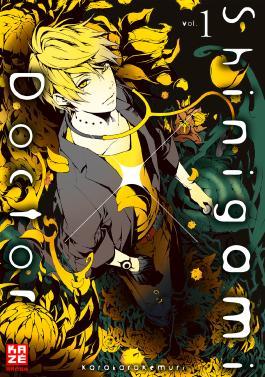 Shinigami X Doctor 01