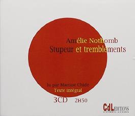 Stupeur et tremblements /3 CD