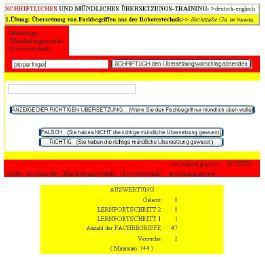 CD-ROM Englisch Trainer für Mechatroniker. Übersetzungstraining technischer Fachbegriffe aus mechatronics / electronic engineering / robotics mit Lernstufen und Lernkontrolle (Karteikarten)