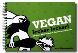 Vegan lecker lecker!