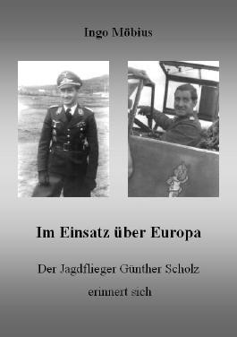 Im Einsatz über Europa