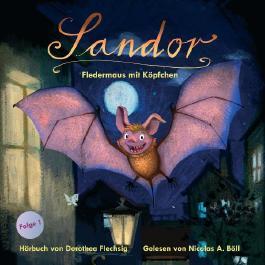 Sandor – Fledermaus mit Köpfchen