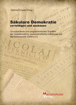 Säkulare Demokratie verteidigen und ausbauen