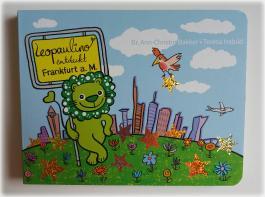 Leopaulino entdeckt Frankfurt am Main