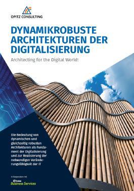 Dynamikrobuste Architekturen der Digitalisierung