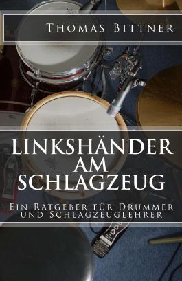 Linkshänder am Schlagzeug