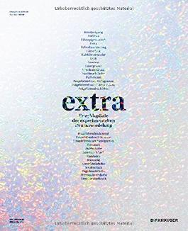 extra: Enzyklopädie der experimentellen Druckveredelung