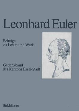 Leonhard Euler 1707 1783