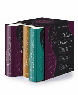 """Die komplette """"Maya und Domenico""""-Serie im Schuber (3 Bücher)"""