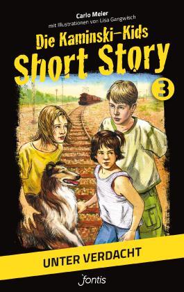 Die Kaminski-Kids: Short Story 3. Unter Verdacht