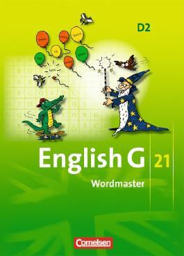 English G 21 - Ausgabe D / Band 2: 6. Schuljahr - Wordmaster