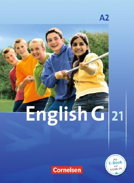 English G 21 - Ausgabe A / Band 2: 6. Schuljahr - Schülerbuch