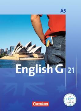 English G 21 - Ausgabe A / Band 5: 9. Schuljahr - 6-jährige Sekundarstufe I - Schülerbuch