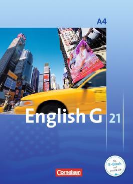 English G 21 - Ausgabe A / Band 4: 8. Schuljahr - Schülerbuch