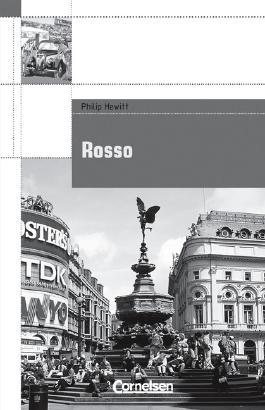 Cornelsen English Library. Für den Englischunterricht in der Sekundarstufe I. Fiction / 8. Schuljahr, Stufe 2 - Rosso