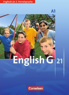 English G 21 - Ausgabe A - 2. Fremdsprache / Band 1: 1. Lernjahr - Schülerbuch