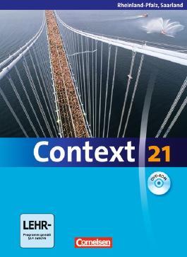 Context 21 - Rheinland-Pfalz und Saarland / Schülerbuch (kartoniert) mit DVD-ROM