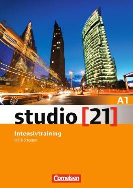 studio 21 - Grundstufe / A1: Gesamtband - Intensivtraining mit Audio-CD