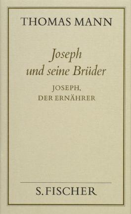 Joseph und seine Brüder IV