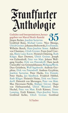 Frankfurter Anthologie
