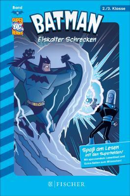 Batman 11: Eiskalter Schrecken: Fischer. Nur für Jungs