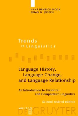 Language History, Language Change, and Language Relationship