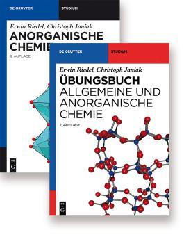 Kombi Anorganische Chemie, 8.a. Und Ubungsbuch Allgemeine Und Anorganische Chemie 2.a.
